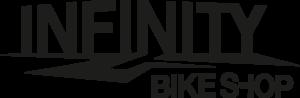 Logo infinity bike shop